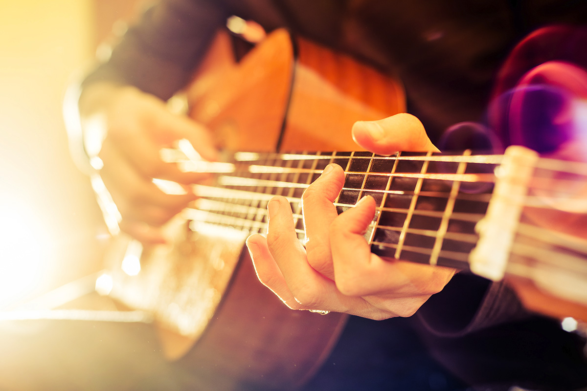 5 Reasons Why Playing A Musical Instrument is Good For You