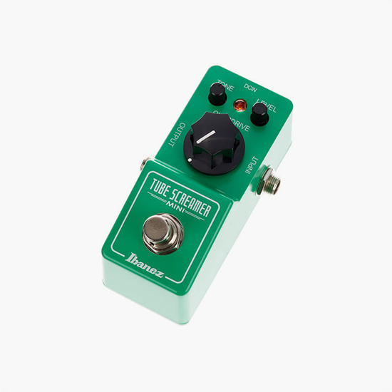 Olimpus Music | TS Mini – Tube Screamer Mini