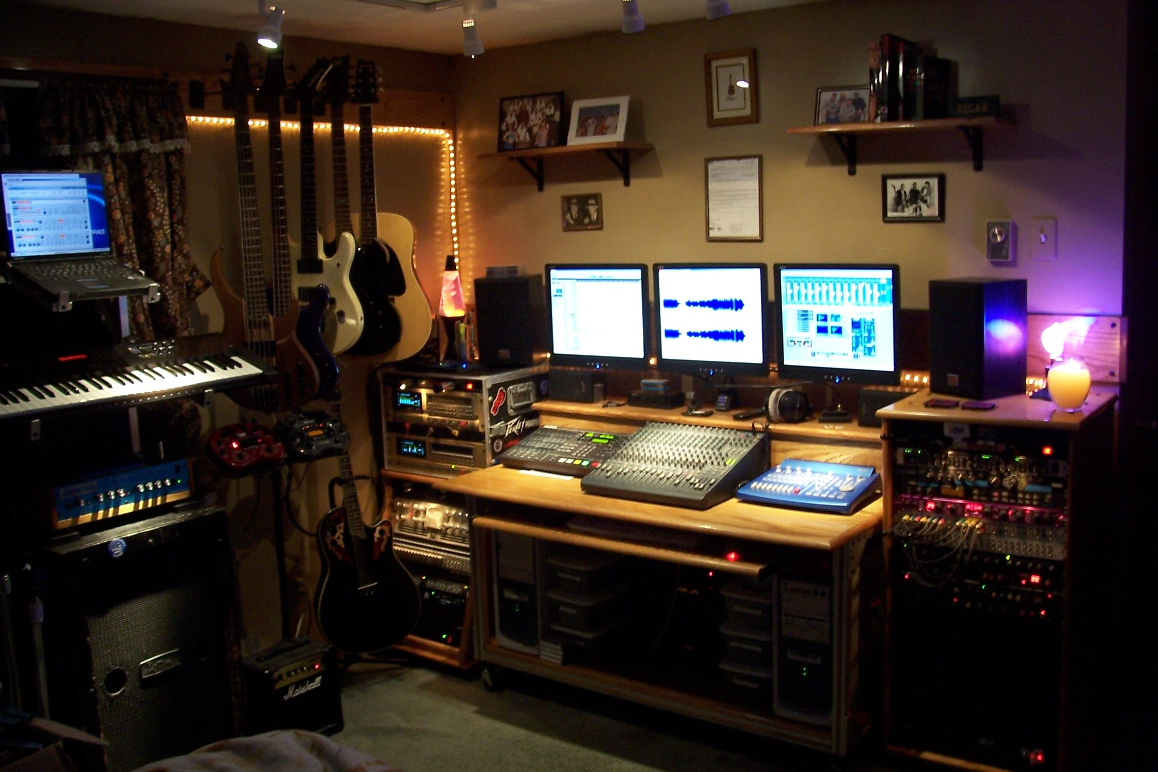 A Beginner's Guide to Home Recording Studio Equipment - Part 1