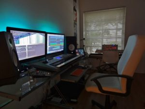 Olimpus Music | A Beginner's Guide to Home Recording Studio